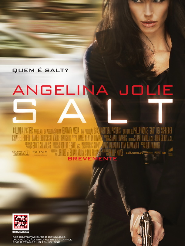 Poster de «Salt (Digital)»