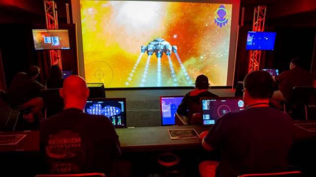 Artemis Star Trek Bridge Simulator preview