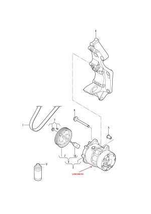 Compresor De Aire Acondicionado Para Jetta A4  SpaVolks