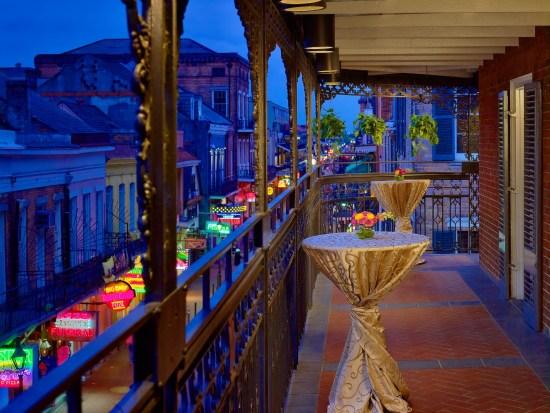 Royal Sonesta Bourbon Balcony