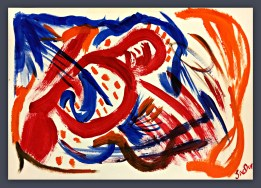 J Durbin Acrylic on Paper