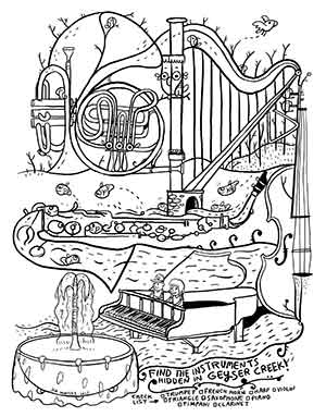 Find Instrument Work Sheet Thumbnail