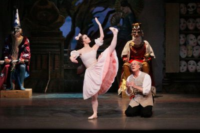 Coppelia - New York City Ballet - Paul Kolnik