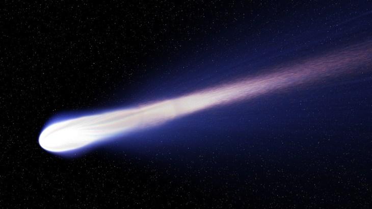 太陽系を旅するほうき星『彗星』とは?「何もの?」「どこから?」その正体にせまる