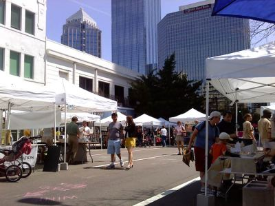 Downtown Tampa Eco-lution Eco Fest