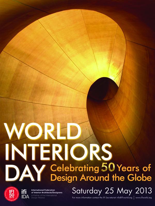 Happy World Interiors Day!