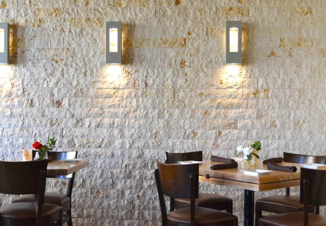 Contemporary Italian restaurant design Florida