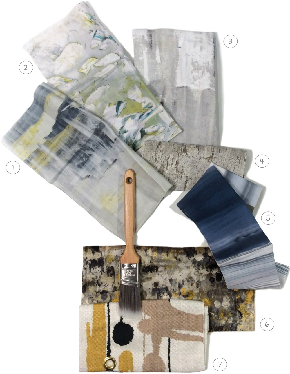 Painterly-Fabrics-Collage