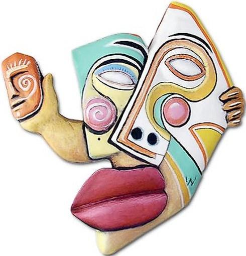 Wayne Coombs Mai Tiki Artwork