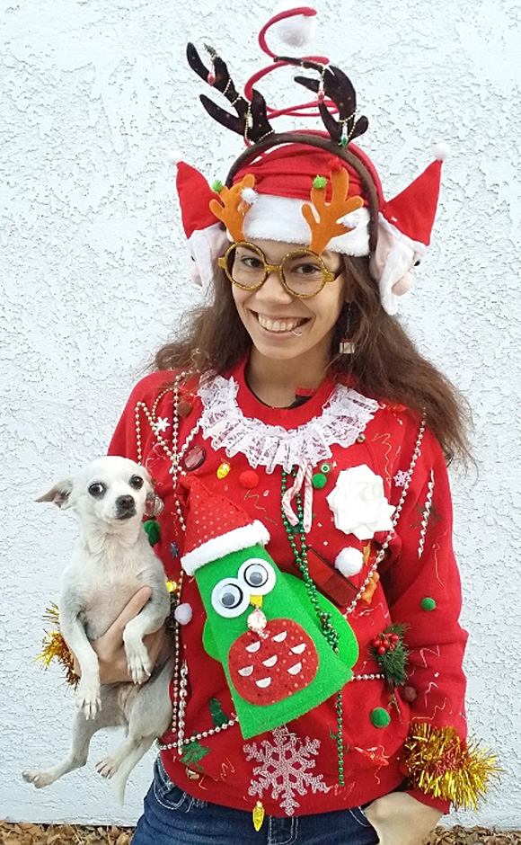 Ugly Christmas Sweater Contest Finalist Announced