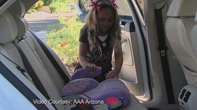 Car Seat Law Florida