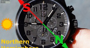 How to use a Watch as a Compass - Space Coast Preppers.com