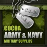 Cocoa Army & Navy