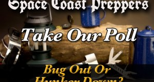 Bug Out or Hunker Down? Space Coast Preppers Discussion