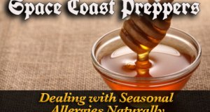 Dealing with Seasonal Allergies Naturally- Space Coast Preppers.com
