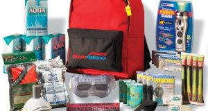 Ready America 70385 Grab `N Go Deluxe 4 Person Backpack