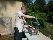 Cutoff saw is awesome!