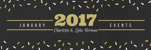 January 2017 EVENTS in Charlotte & Lake Norman