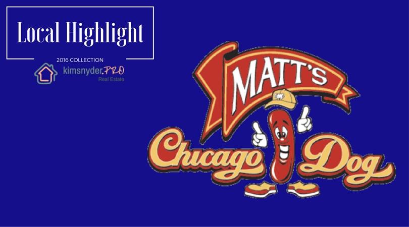 Local Highlight: Matt's Chicago Dog