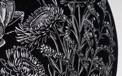 Engraving | Interview with Georgina Heywood-Smith
