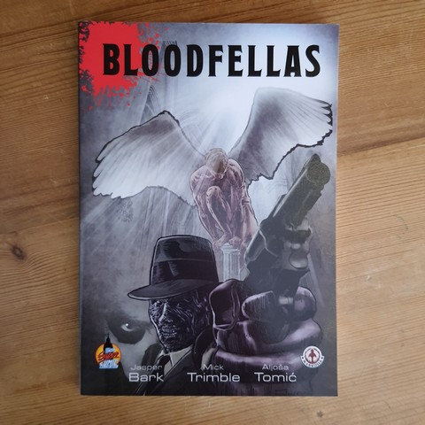 Front Cover Bloodfellas