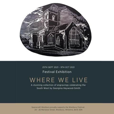 Exhibition Post for Where We Live exhibition