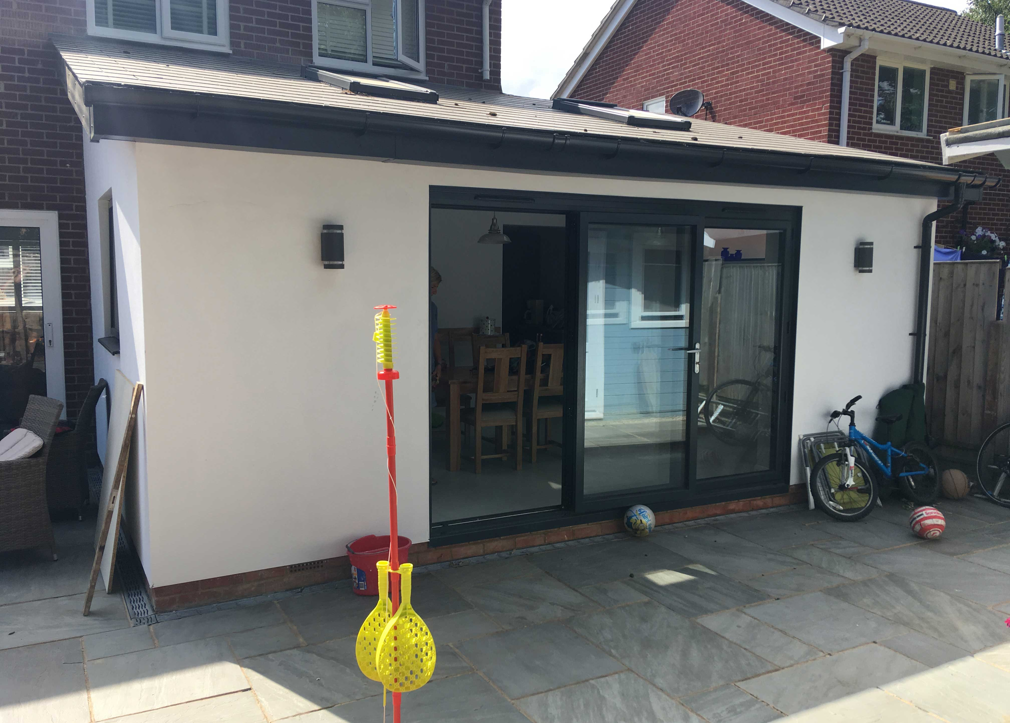Single Storey Extension in Emsworth