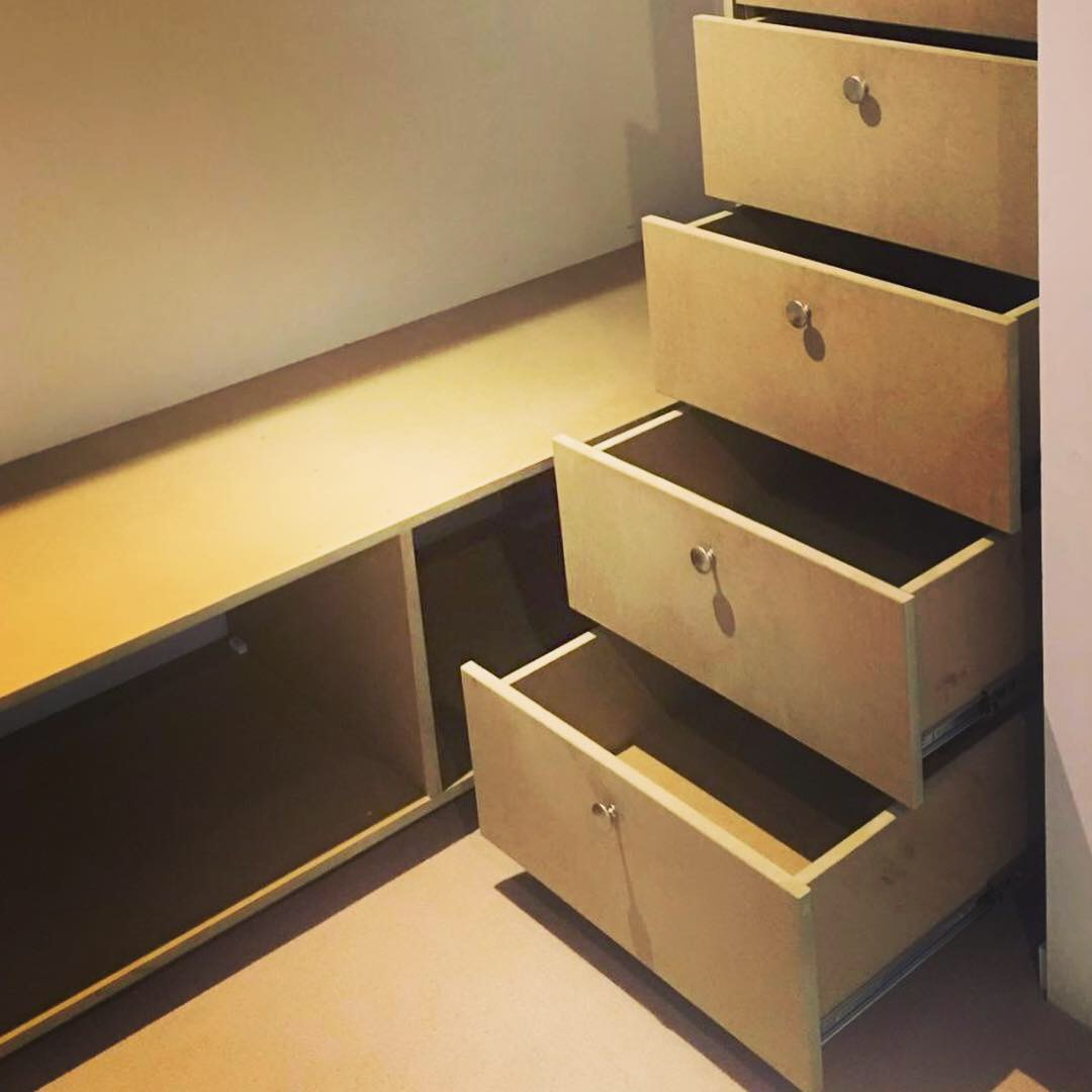 Custom Draws and Storage