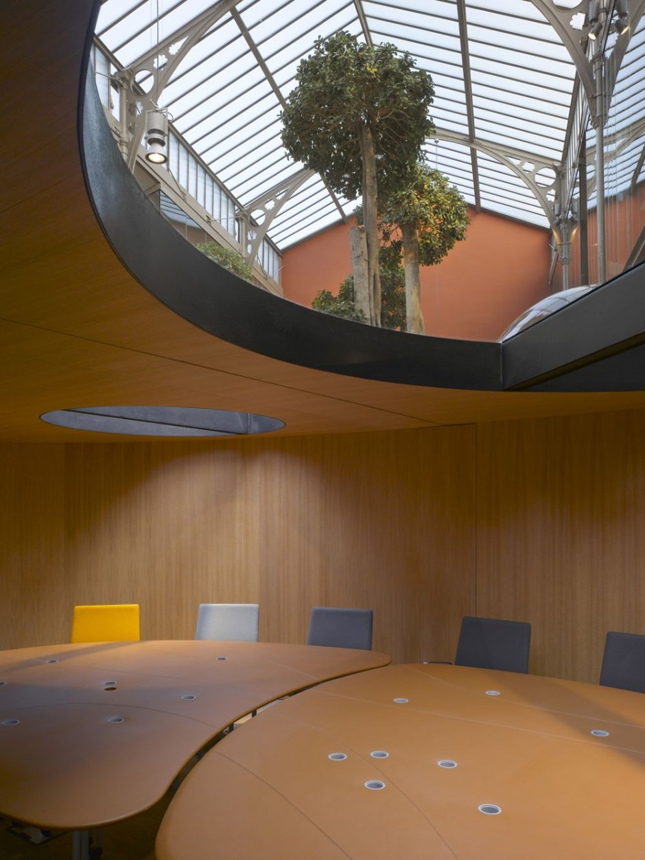 Office PONS HUOT Office By Christian Pottgiesser