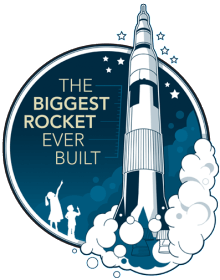 Image of biggest rocket logo