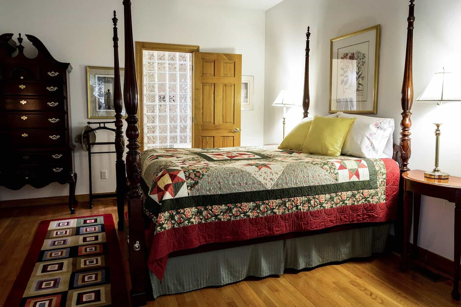 before buying an antique bed frame