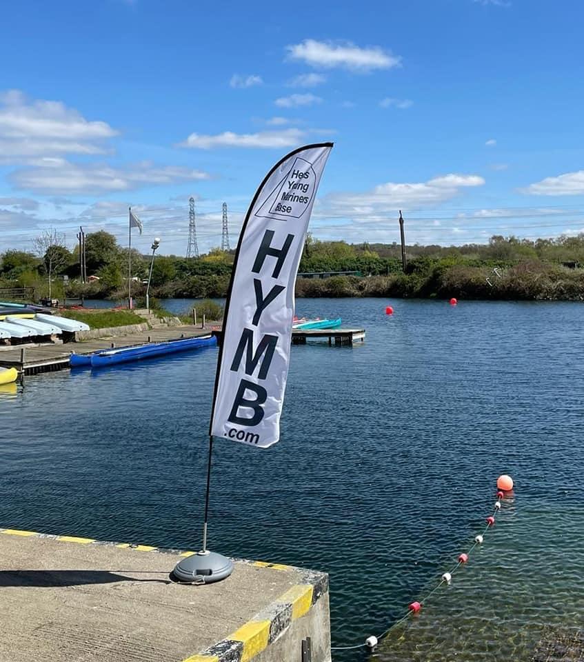 Hertfordshire Young Mariner's Base flag