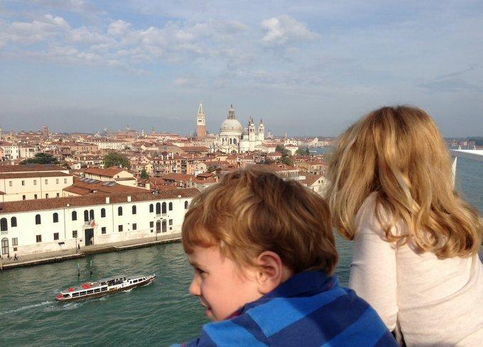 Mediterranean family cruise