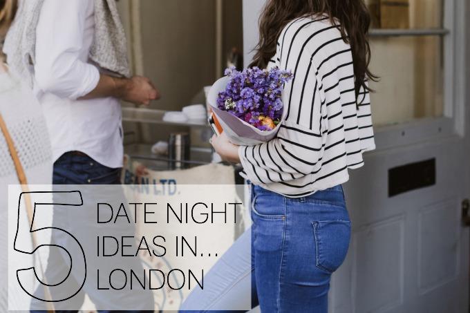 Date night ideas in London
