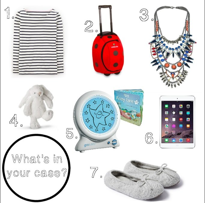 What's In Your Case: Alison Perry