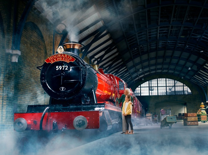 What you'll love about the Harry Potter Studio Tour