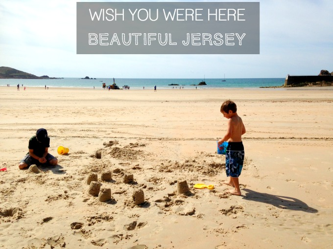 The stunning beaches in Jersey that make for the perfect family holiday.