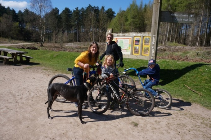 Sherwood Hideaway and Sherwood Pines Cycles