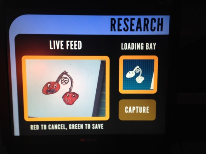 Design your own video game character at the National video game arcade Nottingham