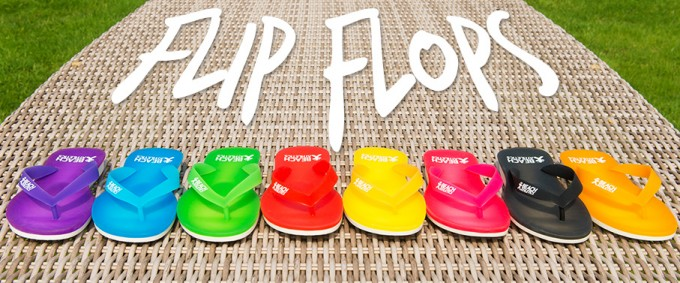 Women's Flip Flops from Beach Athletics