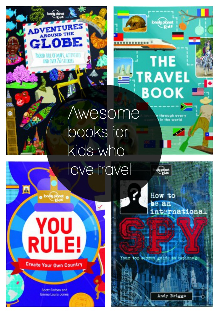 awesome books for kids who love travel
