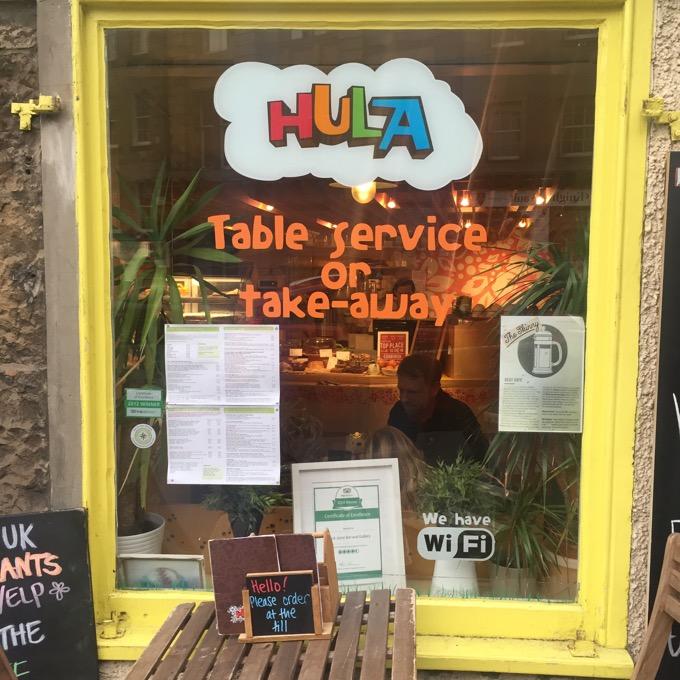 Hula Edinburgh
