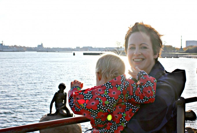 Cathy Winston MummyTravels - by little mermaid with daughter2