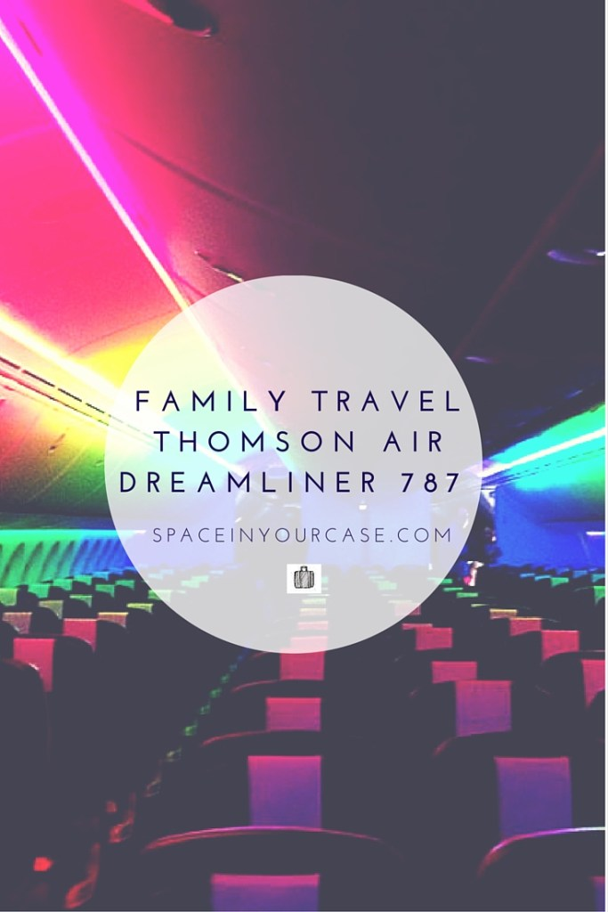 THOMSON AIR DREAMLINER 787