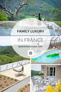 La Ferme du Cayla is a small luxury family resort nestled in the countryside in the South of France