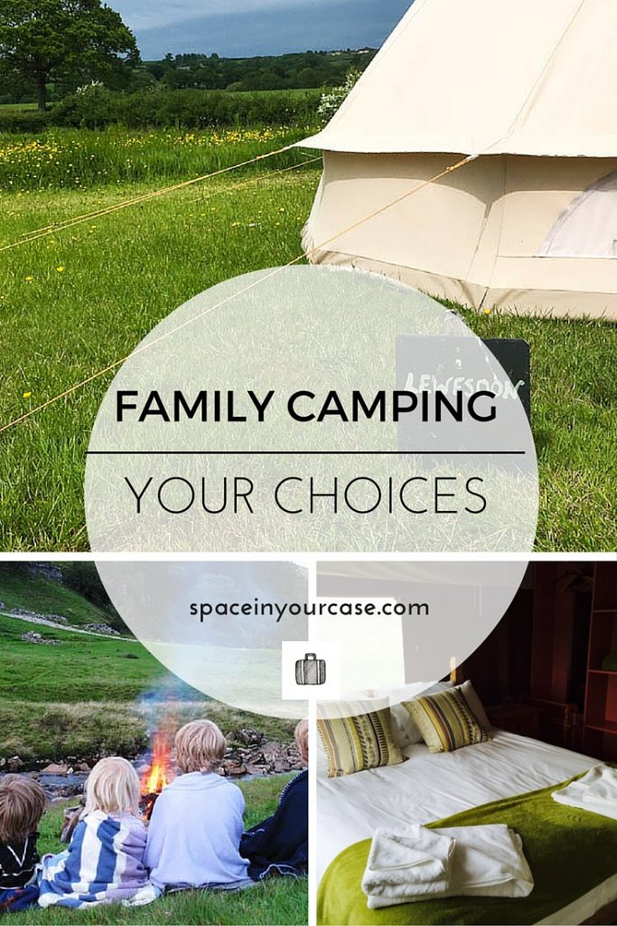 What kind of camper are you? We've explored them all, from wild, to glamping - here are your choices