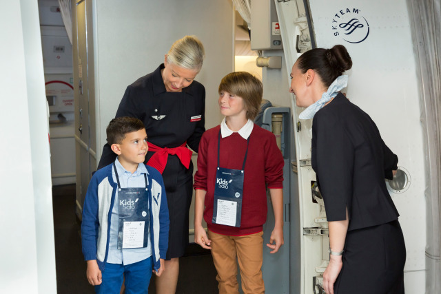 Ask the Experts: Kids Solo – Flying as Unaccompanied Minors with Air France