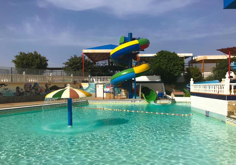 Kids will have so much fun at Aquapark Lanzarote