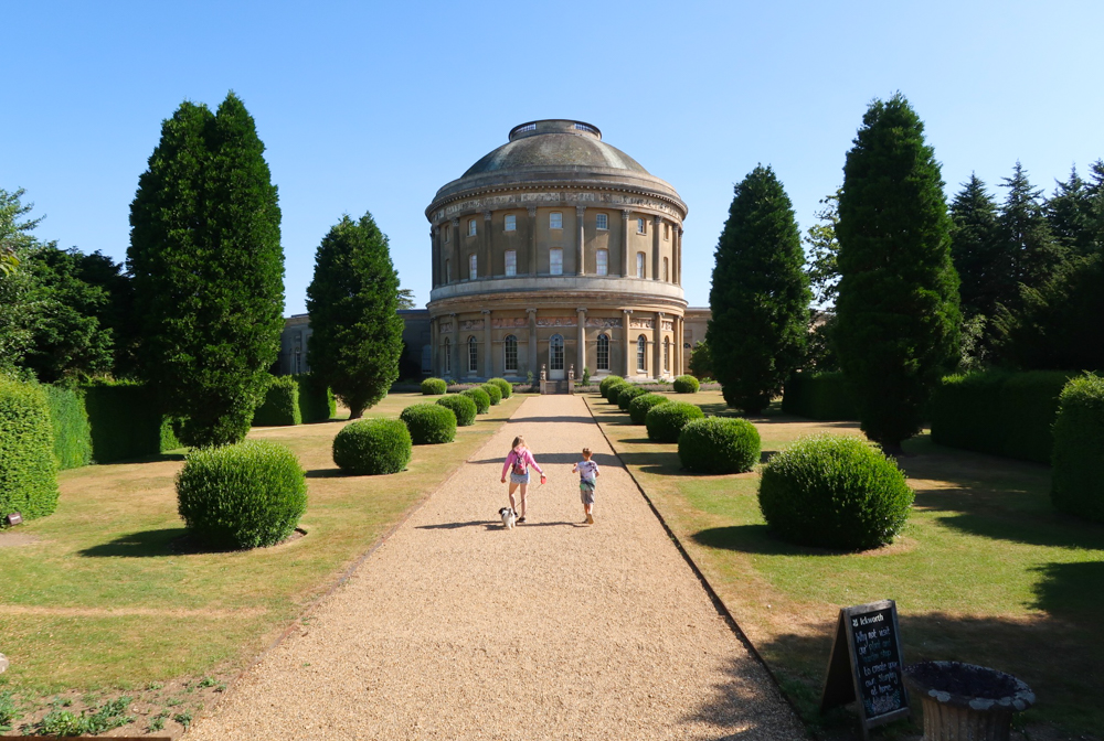 The Ickworth Hotel (review): Family (and dog) friendly luxury in Suffolk