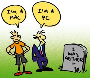 MacPC Cartoon